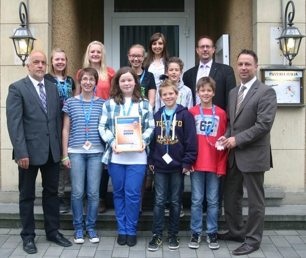 Social Award 2012 - St. Ursula Realschule Attendorn