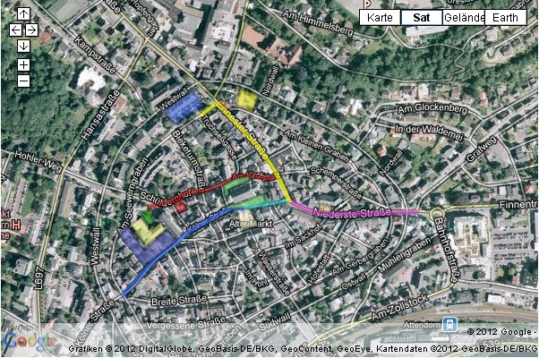 Stadtfestplan-2012