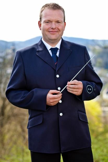 Dirigent Markus-Balkenhol - Musikzug Attendorn