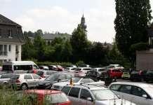 parkplatz ziegelofenweg Attendorn