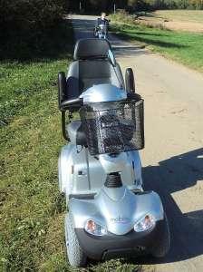 E-Scooter - Elektromobil für Menshcen mit Behinderungen
