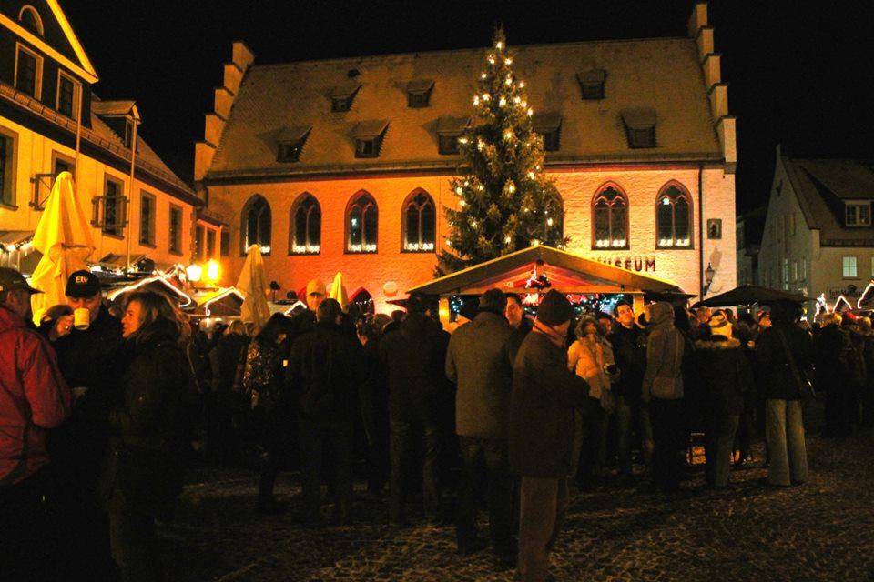 Attendorner Weihnachtsmarkt 2012