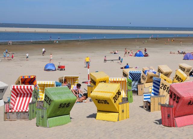 Norderney - AWO Seniorenreisen