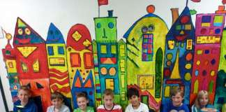Kunst in der Sonnenschule