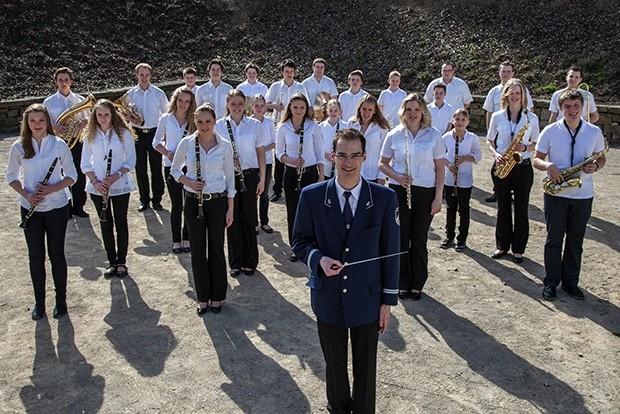 Das Jugendorchester des MZ Lichtringhausen