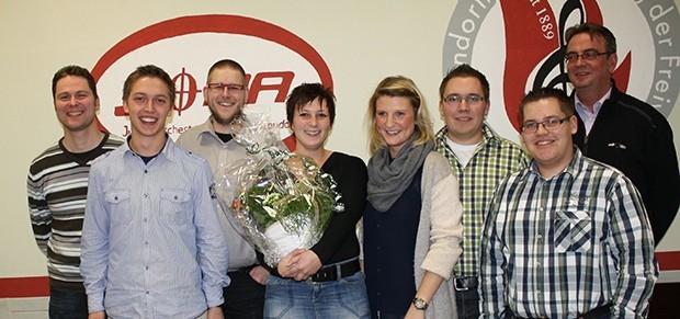 GV2013-Vorstand