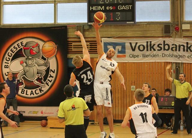 Basketball-Regionalligist BG Biggesee