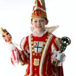 Kinderprinz Karneval 2014: Max I. (Bilsing)