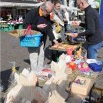 Caritas Stand Wochenmarkt Attendorn