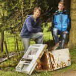 Müllsammelaktion 2014 Attendorn