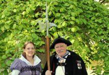 Hansetag - Anna Schulte und Dieter Auert