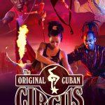 Original-Cuban-Circus-Plakat