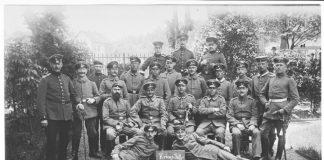 Attendorner Soldaten 1915