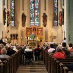Seniorenmesse - Pfarrkirche St. Johannes Baptist Attendorn