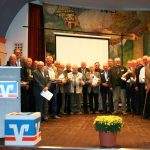 Mitgliederehrung Lennestadt Attendorn 2014