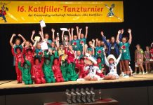 Qualifikation Tanzturnier 2014