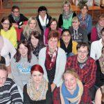 Azubis 2014 - Caritas Attendorn
