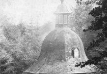 Kapelle Waldenburg im ersten Weltkrieg
