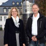 Jurate Damanskiene und Markus Aufderlandwehr