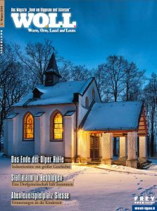 WOLL - Ausgabe 8 - Winter 2014/15