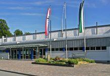 Stadthalle Attendorn - Aussen