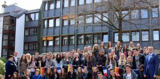 2015 Schüleraustausch Attendorn l'Arbresle