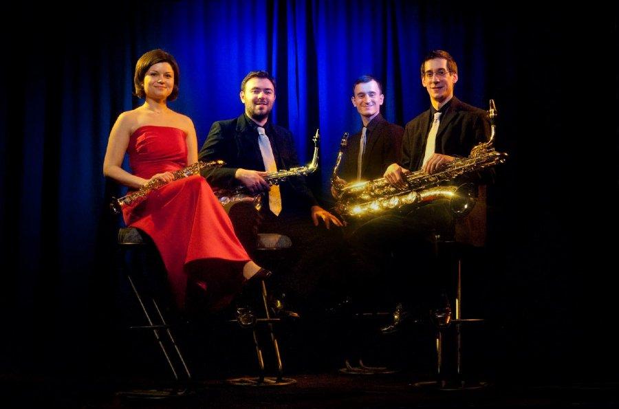 Forseti Saxophonquartett