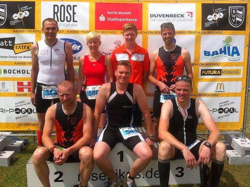 2015 Aasee Triathlon - Bocholt
