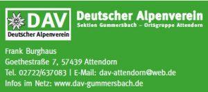 Alpenverein-Attendorn-Kontakt