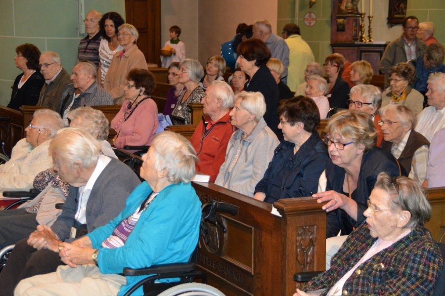 Seniorenmesse - St. Johannes Baptist