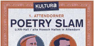 KulturA Poetry Slam Plakat_A3