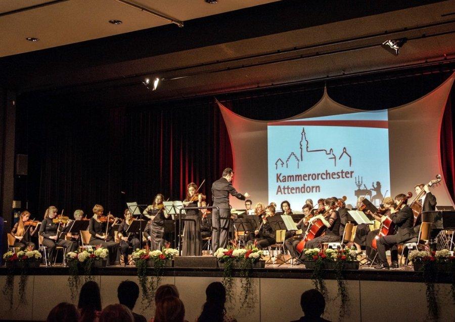 Kammerorchester - Stadthalle Attendorn - Foto: Sandrina Fernholz