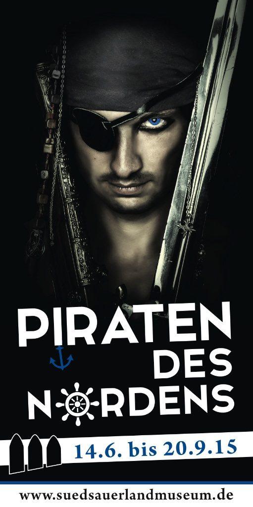 Plakat_Ausstellung_Piraten des Norden