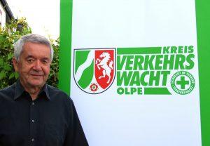 Michael Wulf, Geschäftsführer der Kreisverkehrswacht, hofft auch zahlreiche bewährte Kraftfahrerinnen und Kraftfahrer