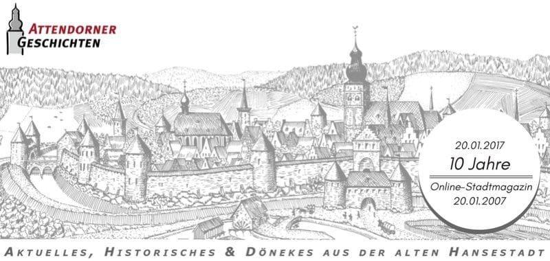 10 Jahre Attendorner Geschichten - Stadtmagazin - Bürgermagazin