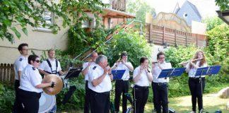 Schützenfest Auftakt - Caritas Tagwerk 2015