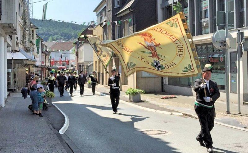 Schützenfest-Montag Attendorn 2015