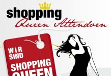 Shopping-Queen Plakat 2015