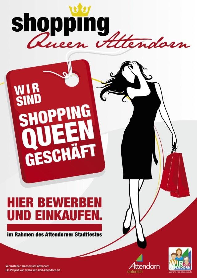Shopping-Queen Plakat 2015