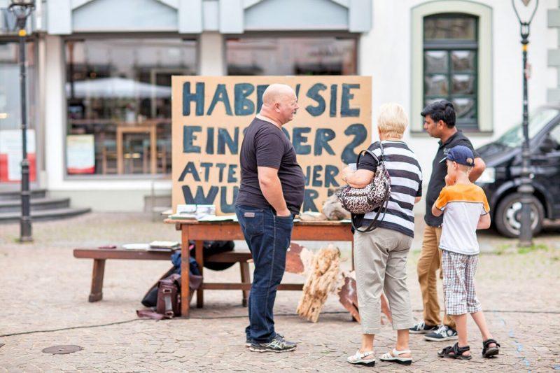 Wunderkammer - Marc Haselbach - Alter Markt Attendorn
