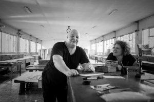 Attendorner Kulturstipendium 2015 - Marc Haselbach - Marlies Backhaus - Foto: Gerrit Cramer