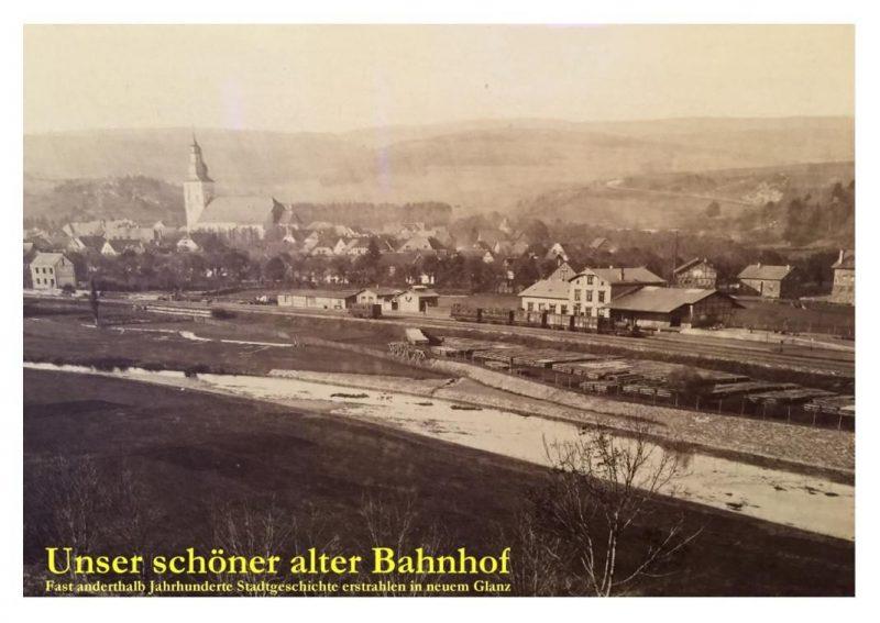 Attendorn - Unser schöner alter Bahnhof