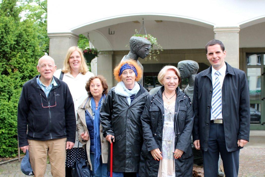 Besuch: Helen Chai in Attendorn