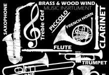 Musik-Blasinstrumente - Instrumente