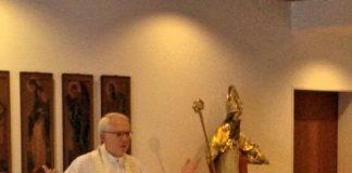 Monsignore Uli Auffenberg zu Gast im Seniorenhaus St.Liborius