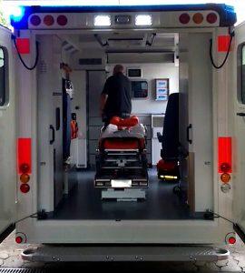 Neuer Rettungswagen DRK Attendorn