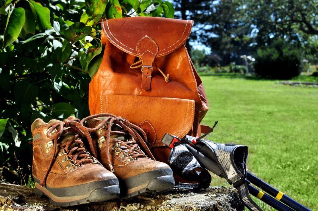 Wander-Ausrüstung
