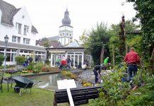 Neugestaltung Garten St. Liborius