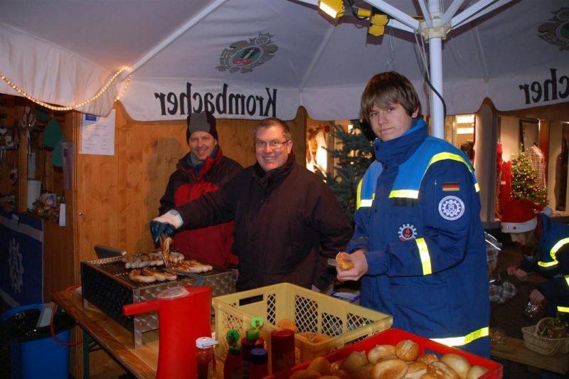 weihnachtsmarkt attendorn - vereinshütte