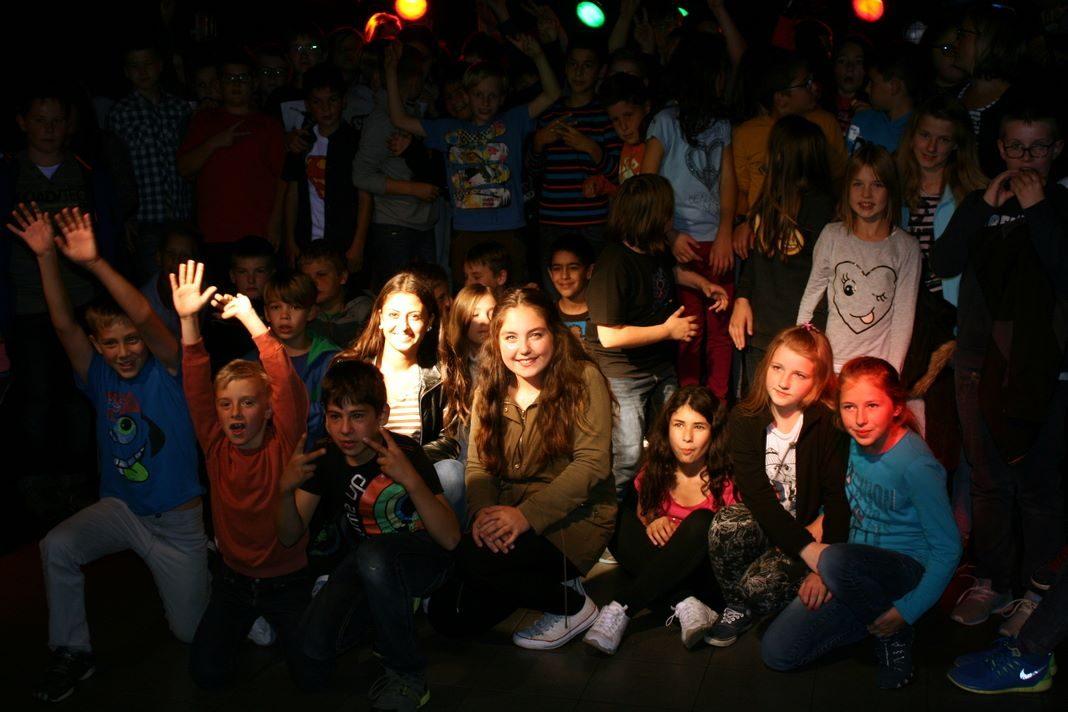Übernachtung Hanseschule 2015